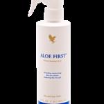 Aloe First - praktisk førstehjælp med Aloe Vera og beroligende urter
