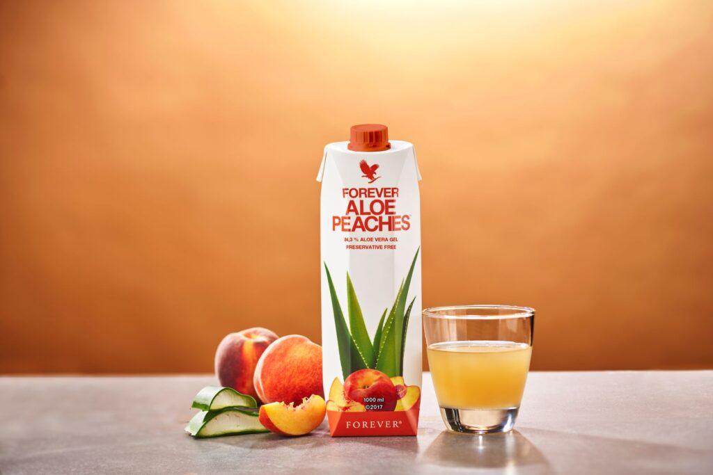Aloe Vera Drik - Forever Aloe Peaches