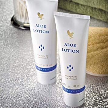 Forevers bodylotion til hele familien, Aloe Lotion