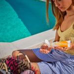 Solcreme med solfaktor 30, vandfast og Reef Safe