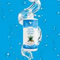Aloe Hand Soap er en flydende luksus sæbe med plejende ingredienser.