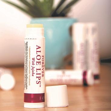 Aloe Lips fra Forever er verdens bedste læbepomade.