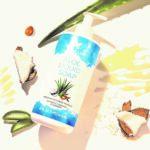 Aloe Liquid Soap er en skøn flydende cremesæbe.