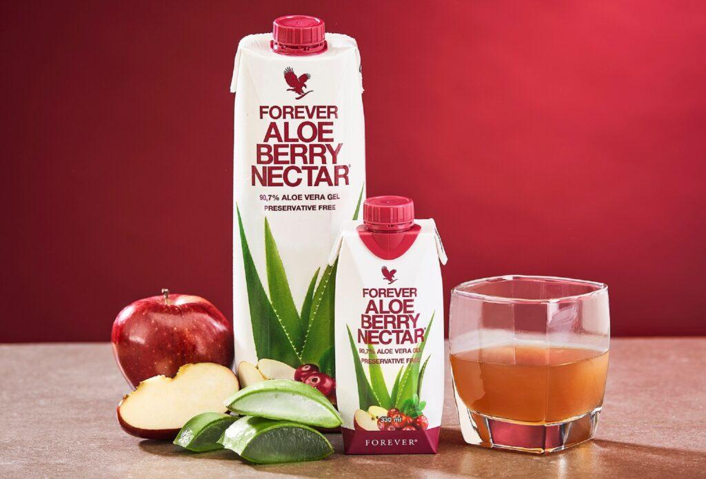 Aloe Vera Drikke Gel Forever Aloe Berry Nectar