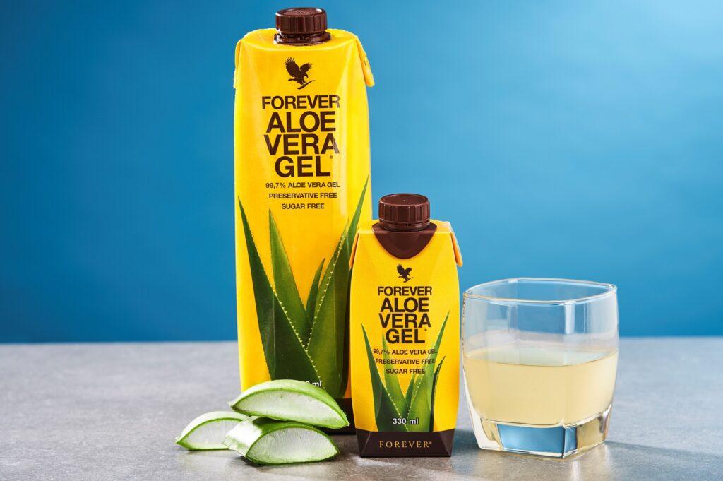 Aloe Vera Drikke Gel, Forever Aloe Vera Gel