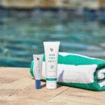 Aloe Vera Gelly fra Forever, et musthave produkt til stranden