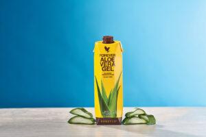 Få hver 10. gratis af Forever Aloe Vera Gel.