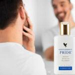 After shave lotion Gentlemans Pride