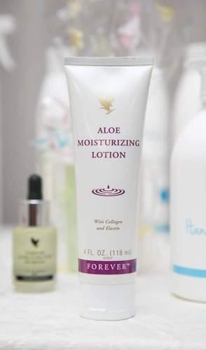 Aloe Moisturizing Lotion er en rigtig lækker creme til både ansigtet og kroppen