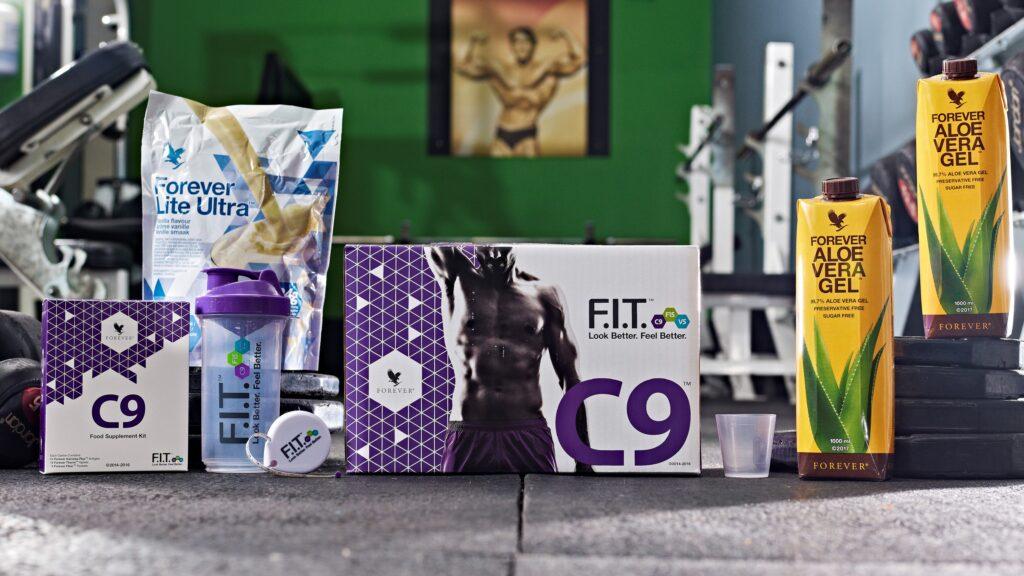 Træning og vægtkontrol med Forever produkter