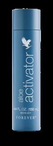 Hudpleje Aloe Vera, Aloe Activator Forever, ansigtsvand der også kan blandes med Mask Powder til effektiv ansigtsmaske