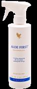 Aloe First spray, hudplejende aloe vera produkt