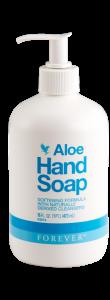 Aloe Hand Soap Forever, luksus cremesæbe til hele kroppen