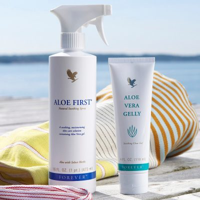Aloe Propolis Creme og Aloe Vera Gelly. Din Aloe Vera Shop