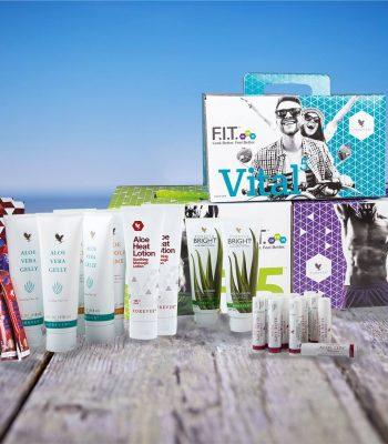 Mest solgte Aloe Vera Forever produkter