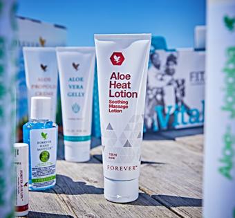 Forever Aloe Vera Produkter