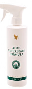 Aloe Veterinary Formula, aloe vera spray specielt udviklet til dyr