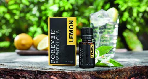 Citron æterisk olie