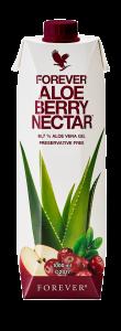 Kosttilskud og ernæring, Forever Aloe Berry Nectar