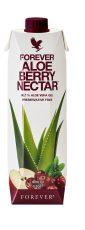 Forever Aloe Berry Nectar Drikke Gel med smag af æble og tranebær