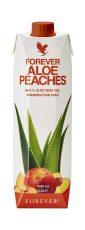 Forever Aloe Peaches Drikke Gel med smag af fersken