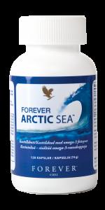 Kosttilskud fiskeolie kapsler, Forever Arctic Sea