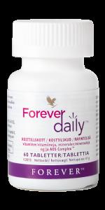 Kosttilskud multivitaminer, Forever Daily