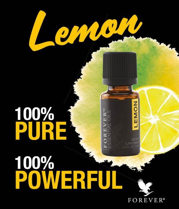Forever Duft Olie citron