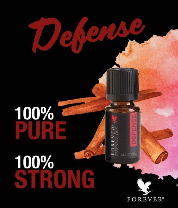 Forever Duft Olie Defense
