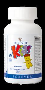 Kosttilskud til børn, Forever Kids