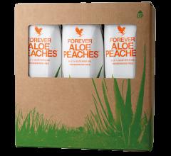 Kosttilskud og ernæring, Aloe Vera Peaches Drikke Gel