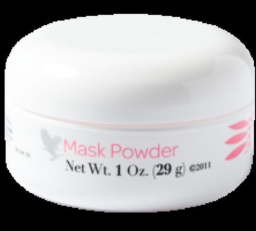 Hudpleje Aloe Vera, Mask Powder Forever, blandes med Aloe Activator til den kendte